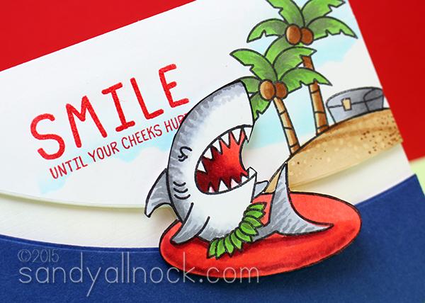 Sandy Allnock Penny Slider Card2
