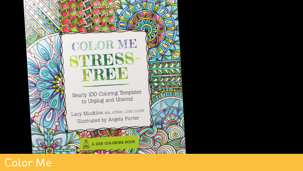 Adult Coloring Books Color Me