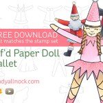 Elf'd Paper Doll Ballet