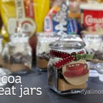 Cocoa Treat Jars – easy thank you gifts