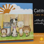 Catitude: Cats vs dogs!