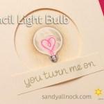 Pencil Light Bulb