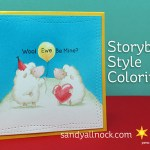Storybook Style Coloring
