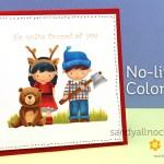 No Line Coloring: Lumberjack Love