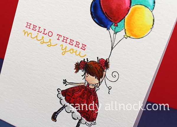 Sandy Allnock Clean Color Letterpress