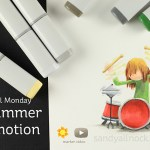 Magical Monday: Drummer in motion