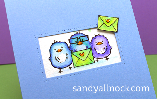 Sandy Allnock - Faux Hand Lettering