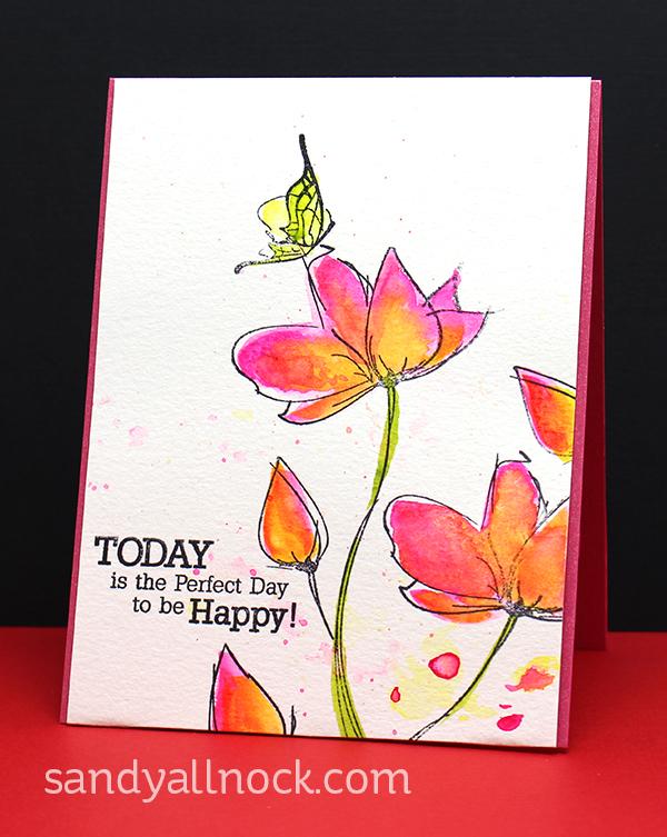 Sandy Allnock - TCP flowers