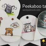 Peekaboo Gift Tags – MISTI Maynia Giveaway