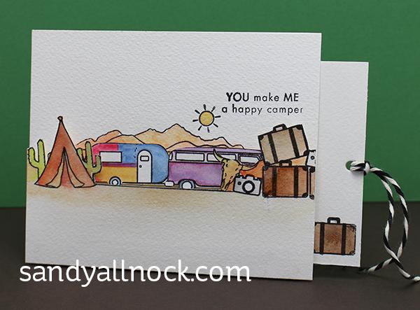 Sandy Allnock - Pull Tab Slider Card2