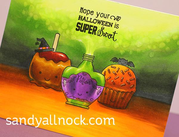 Sandy Allnock Sweet Halloween