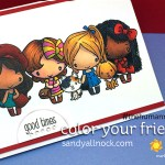 Color your friends! #thehumanrainbow