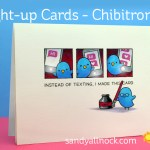 Light-up card – with Chibitronics (and Lawn Fawn!)