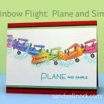 Rainbow Flight: Plane and Simple