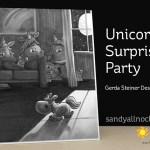 Unicorn Surprise Party – Gerda Steiner Designs