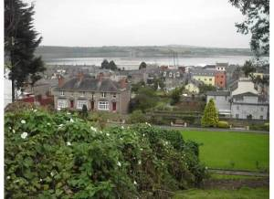 overlooking youghal