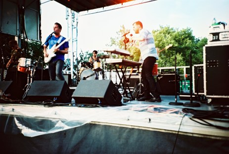 Wild Cub at BMI Stage