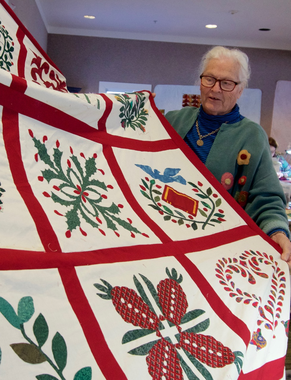 Quilters' Retreat