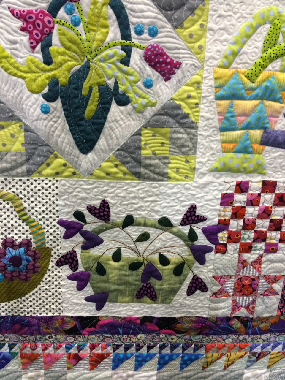 Quilt Show Time
