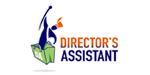 directors assistant logo client of sandy hibbard creative