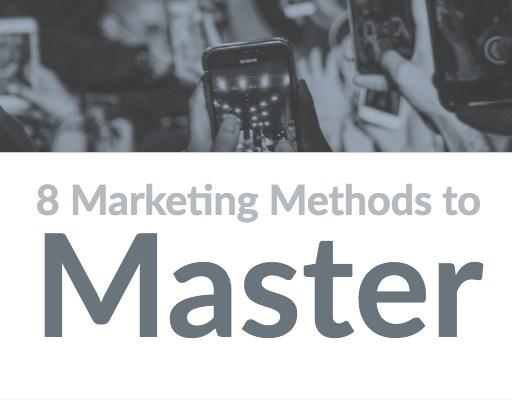 8 marketing methods to master sandyhibbardcreative.com blog