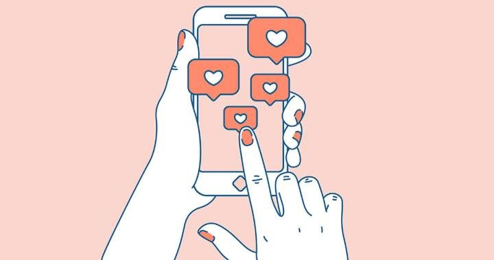instagram likes in the pink sandy hibbard creative blog