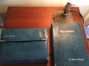 Matching Bibles for my husband and I