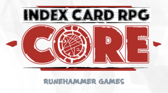 Play after reading 3 – ICRPG