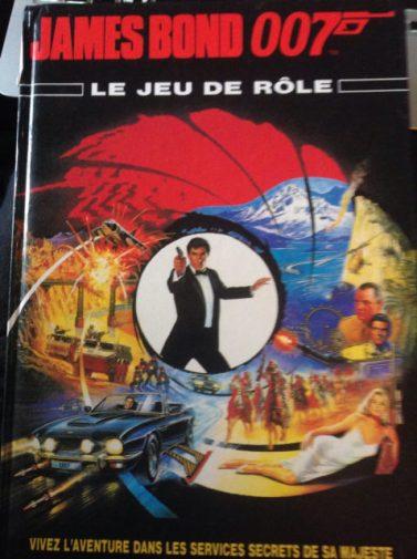 Nostalgeek – 10 jeux de rôle papier qui m'ont marqué – Jour 3 : James Bond