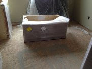 Seat for Bathroom storage cabinet
