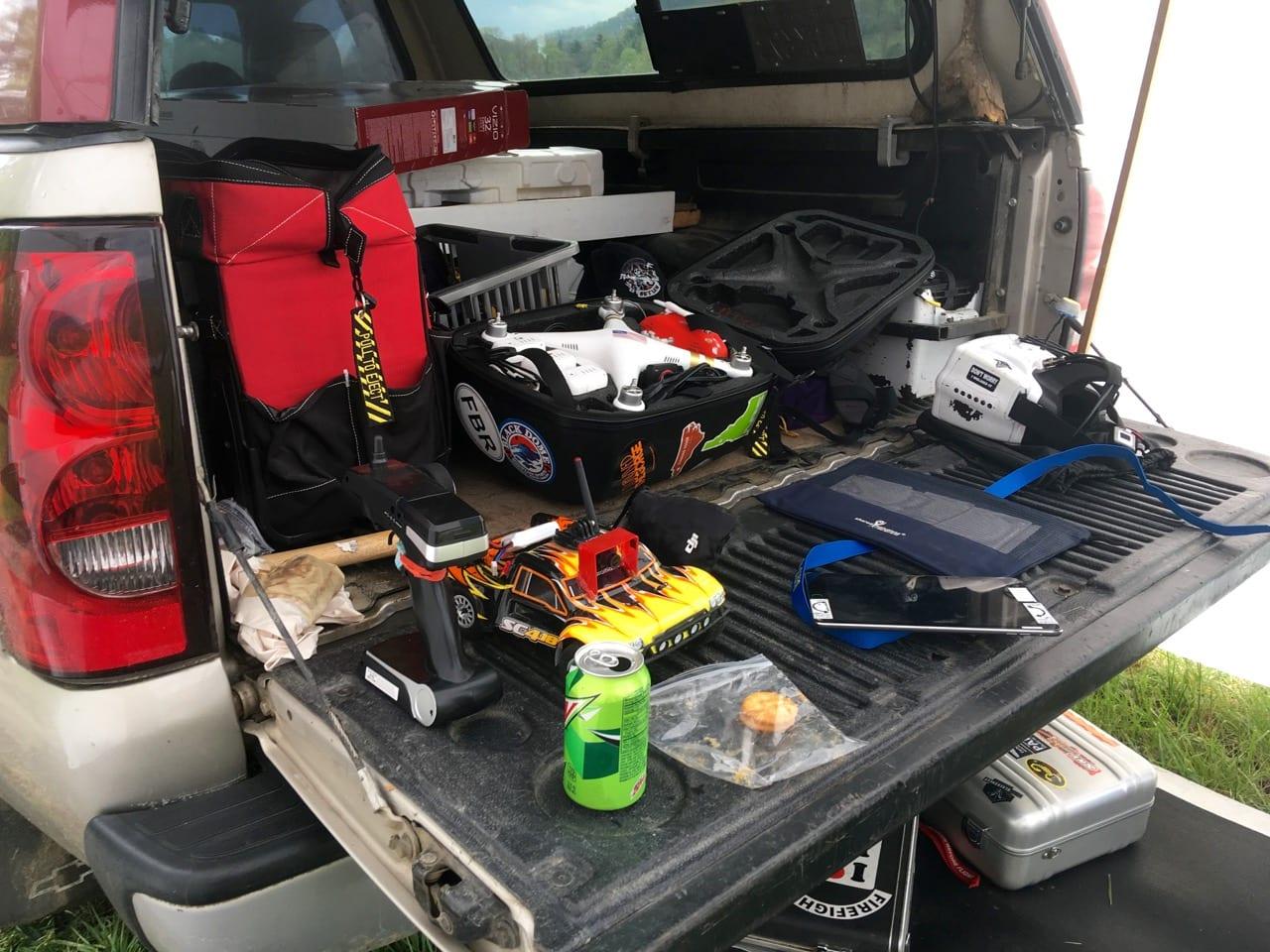 Drone Eqipment