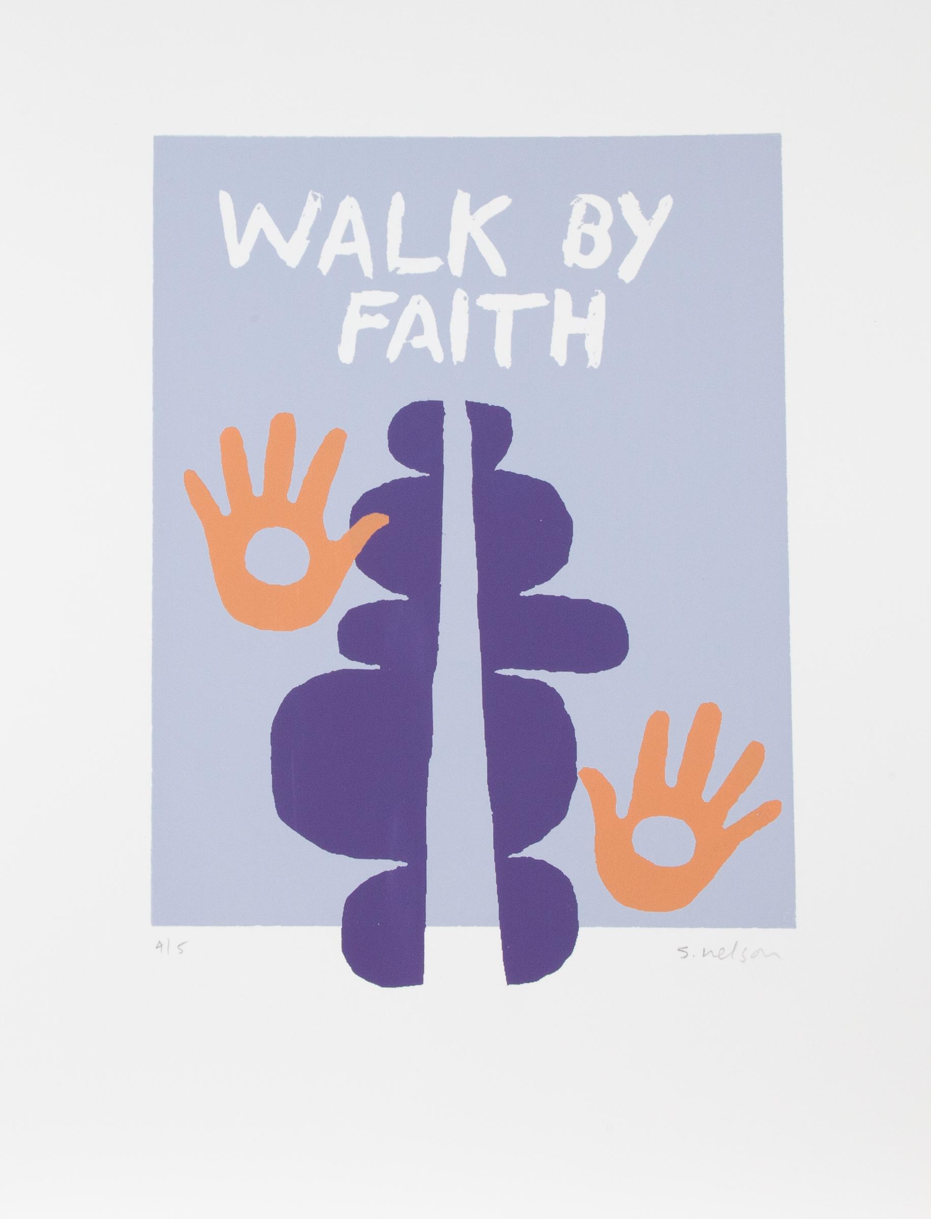 walk by faith – small