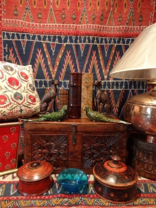 Oriental Carpets, Rugs and Kilims
