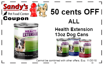 Health Extension 11-18