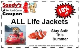 Life Jacket 6-19