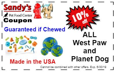 west paw planet dog 6-19