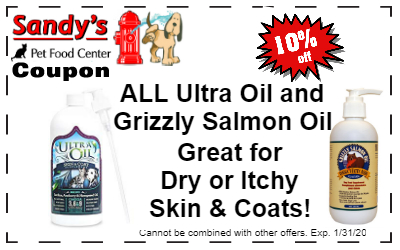 Grizzly Salmon Oil coupon