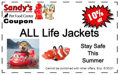 Life Jacket 6-21