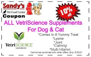 VetriScience 6-21