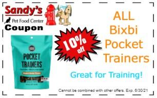 bixbi pocket trainers 6-21