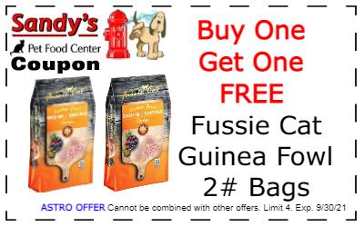 fussie cat 2lb 9-21