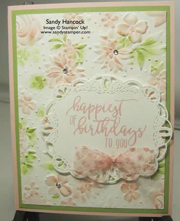 Country Floral Embossing FLoral – available in March!