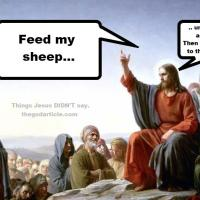 Things Jesus Didn't Say