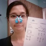 Completed my first IER Placement (respirology). I even got a spirometry done on myself!
