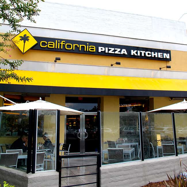 What's New At California Pizza Kitchen In Family Dining