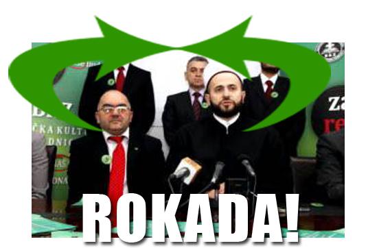 ROKADA GRAPHIC Zukorlić izvršio ROKADU potvrđeno naše pisanje   prekršen Ustav IZ