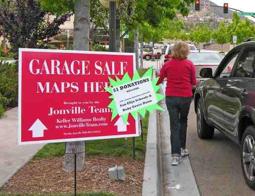 San Elijo Hills GARAGE SALE