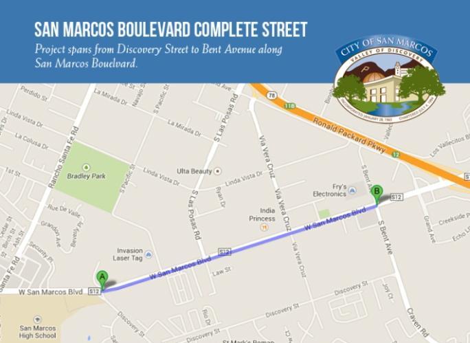 San Marcos Boulevard