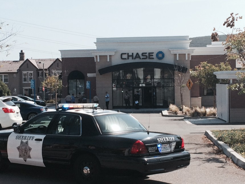 Chase Bank in San Elijo Hills
