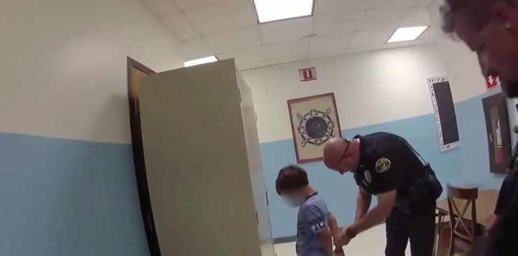 8-YO With Special Needs Gets Handcuffed, Parents Enraged